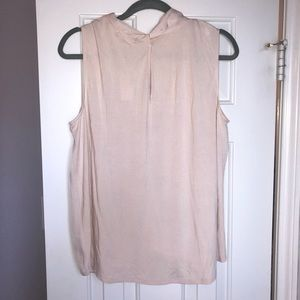 Anthropologie NWT Pure + Good Surplice Top L